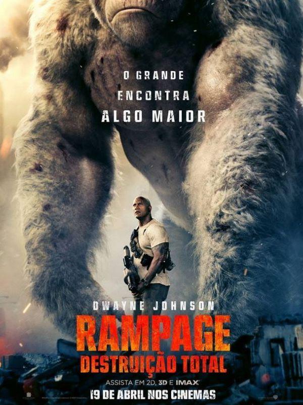 Assistir Rampage - Destruição Total