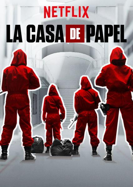 Assistir La Casa de Papel - Série / 2 Temporadas