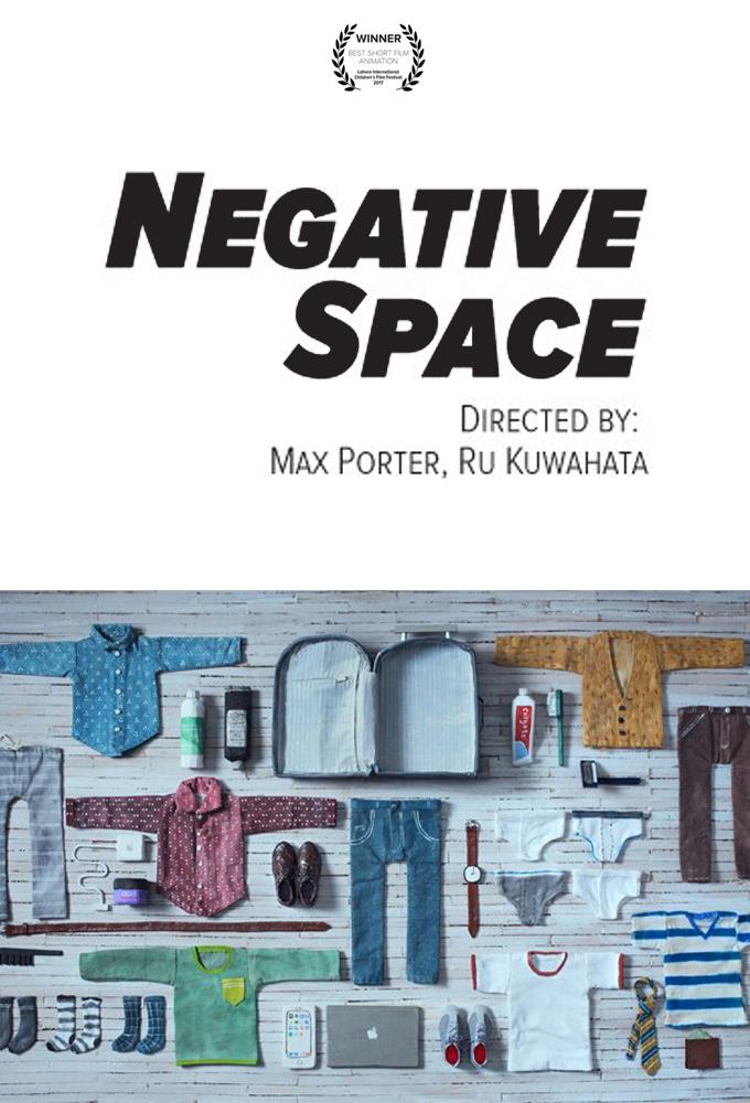 Assistir Espaço Negativo (curta metragem)