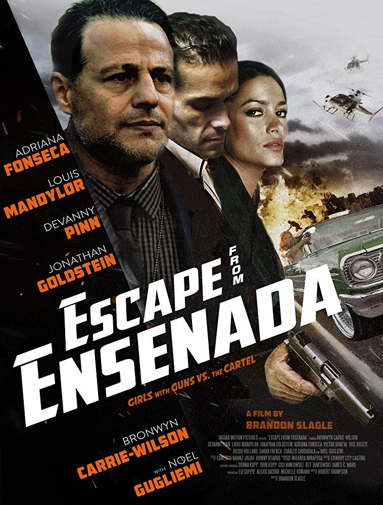 Assistir Escape from Ensenada
