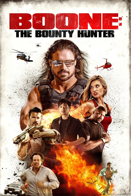 Assistir Boone: Caçador de Recompensas