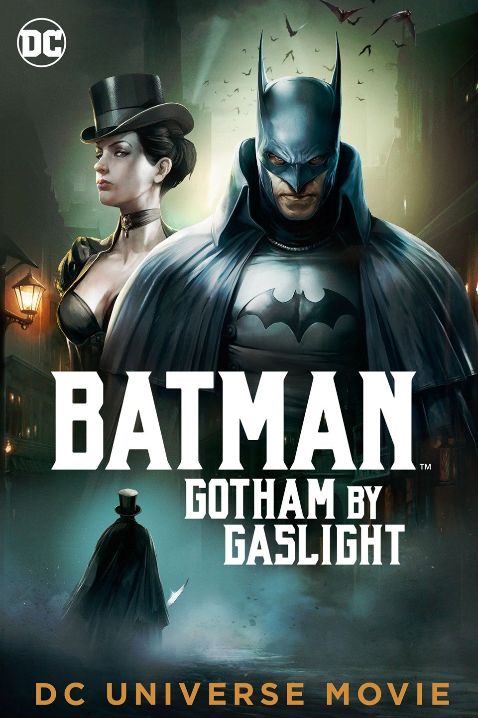 Assistir Batman Gotham by Gaslight