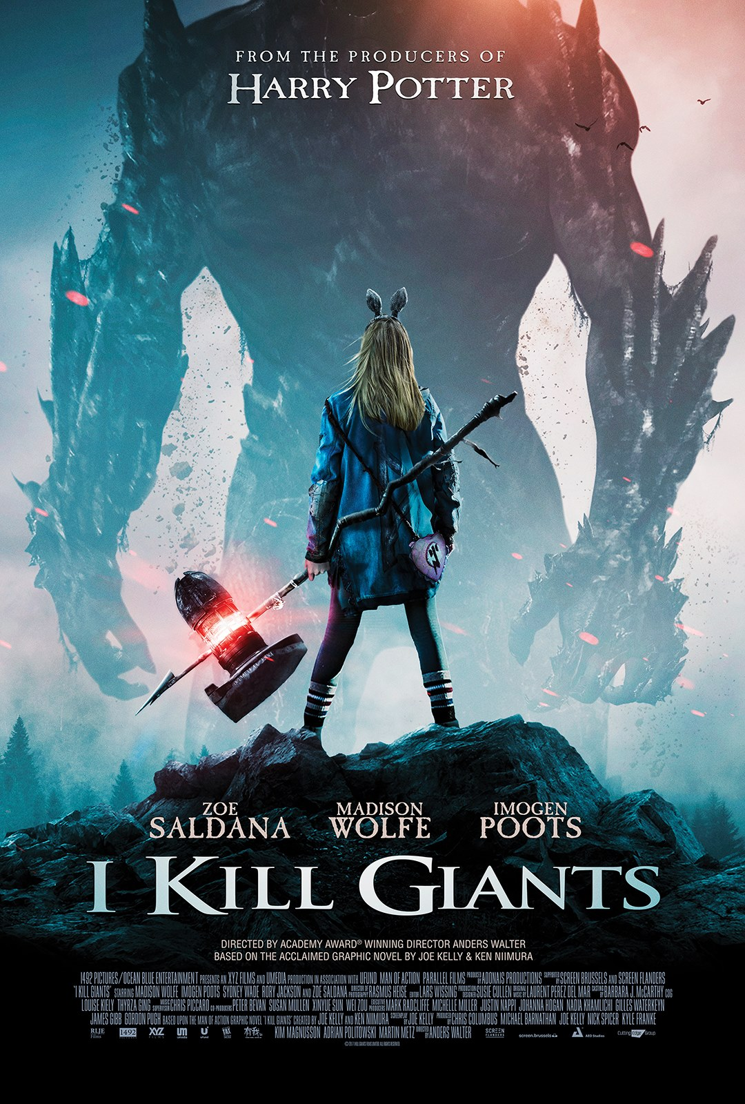 Assistir I Kill Giants