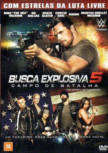 Assistir Busca Explosiva 5 - Campo de Batalha