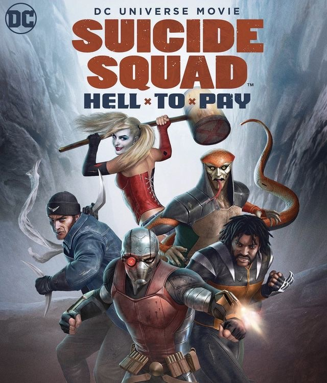 Assistir Suicide Squad: Hell to Pay