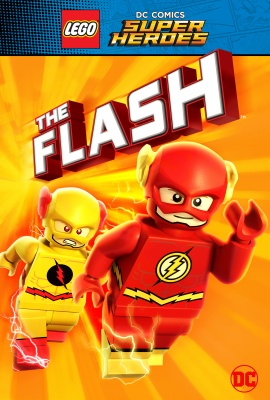 Assistir LEGO DC Super Heroes: The Flash