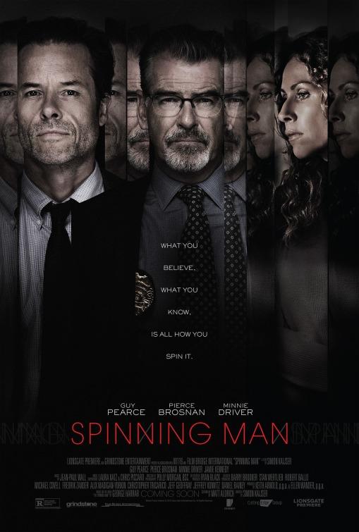 Assistir Spinning Man: Em Busca da Verdade