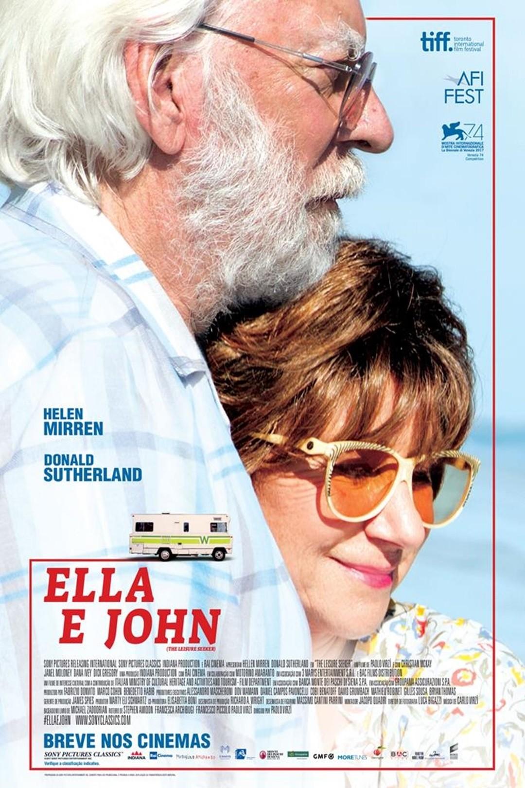 Assistir Ella e John