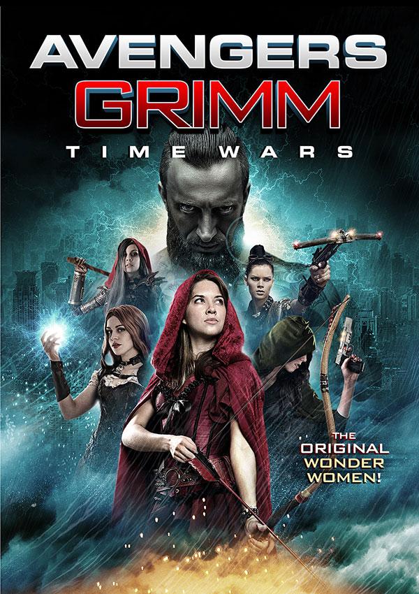 Assistir Avengers Grimm: Time Wars
