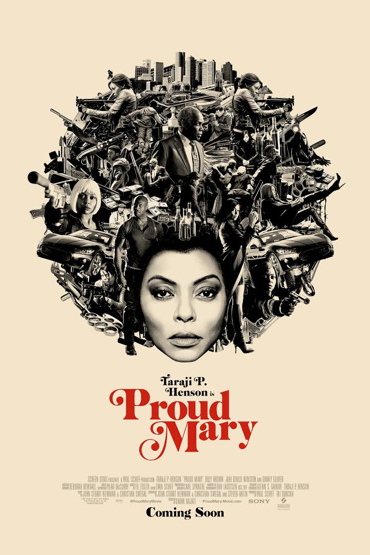 baixar FIlme Proud Mary – A Profissional Torrent (2018) Legendado BluRay 720p | 1080p – Download