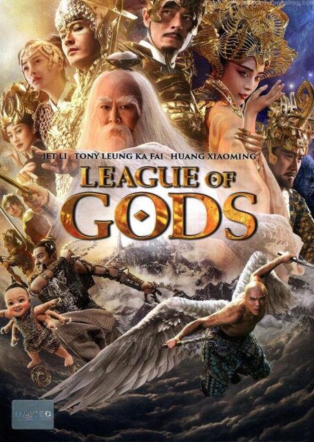 Assistir Liga Dos Deuses