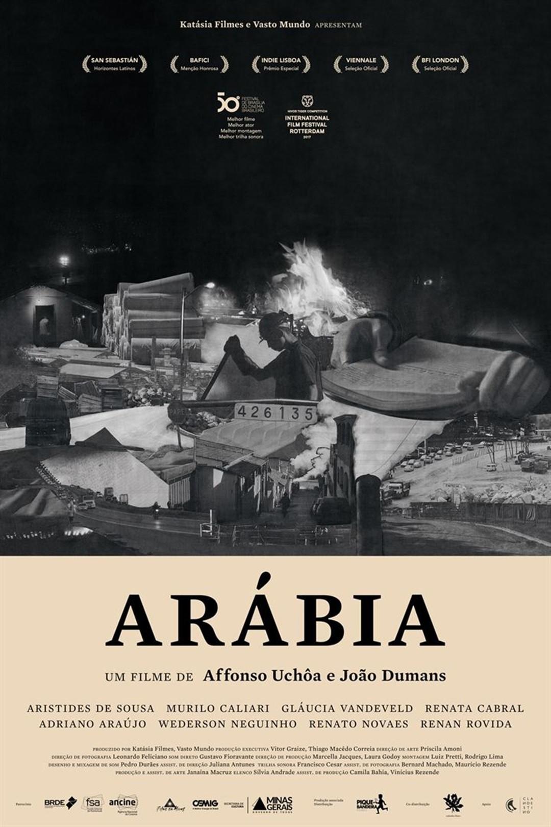 Assistir Arábia