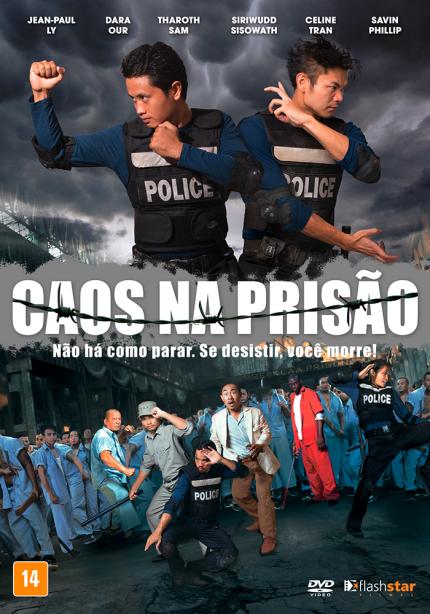 Assistir Caos Na Prisão