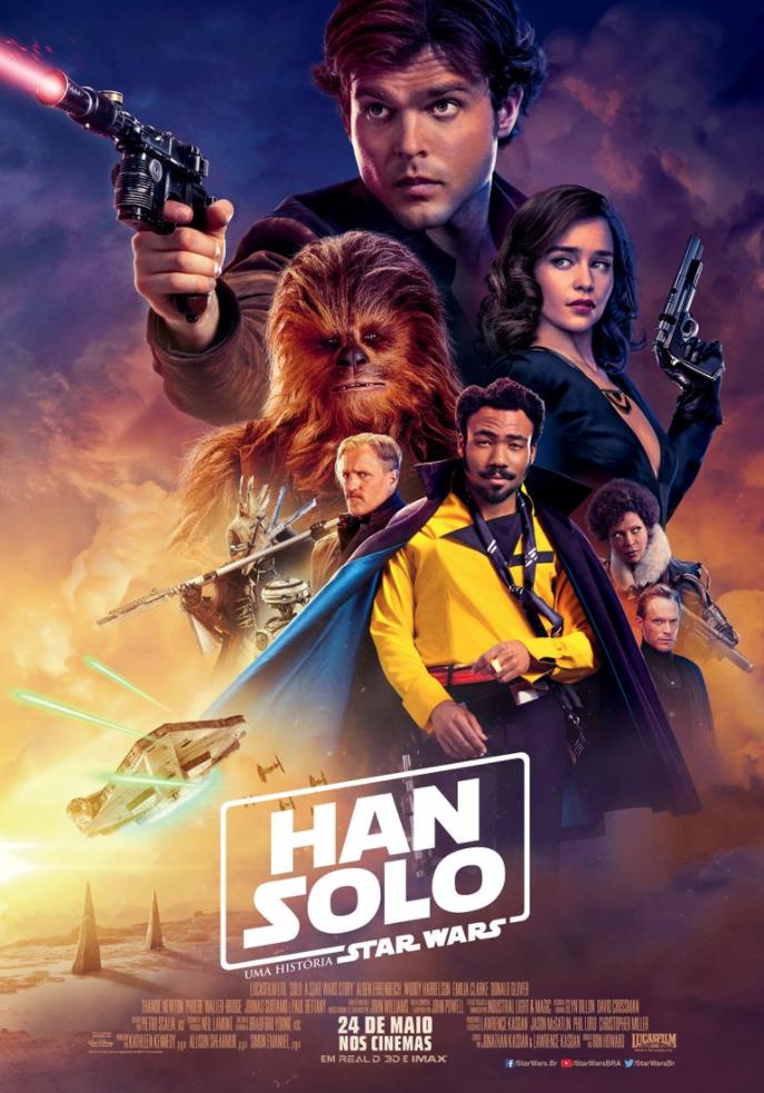 Assistir Han Solo: Uma História Star Wars