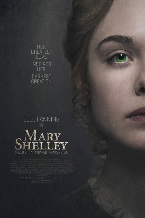 Assistir Mary Shelley