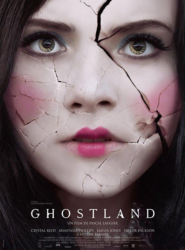 Resultado de imagem para ghostland pascal laugier poster