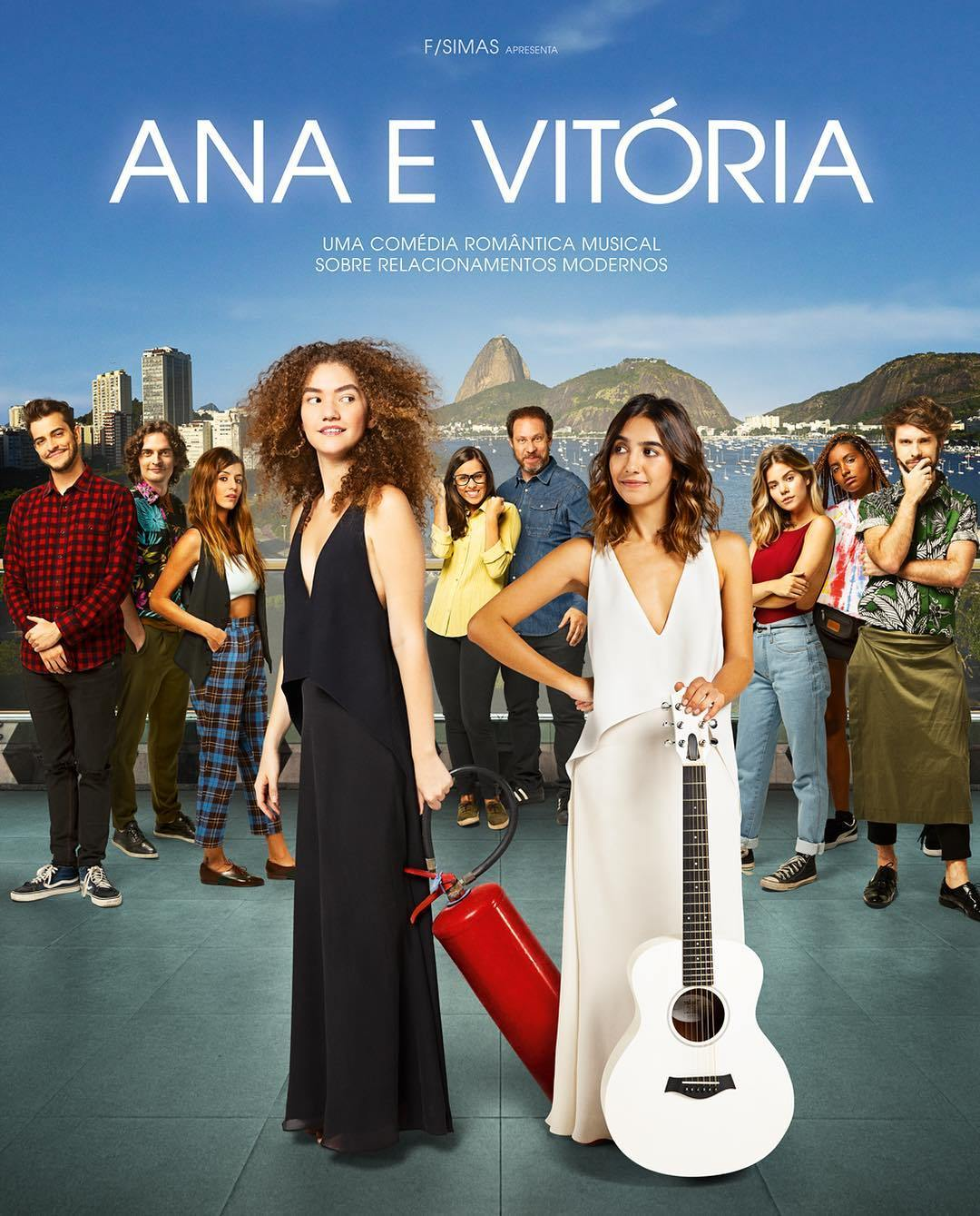 100 Ana E Vitoria Filme Online Completo