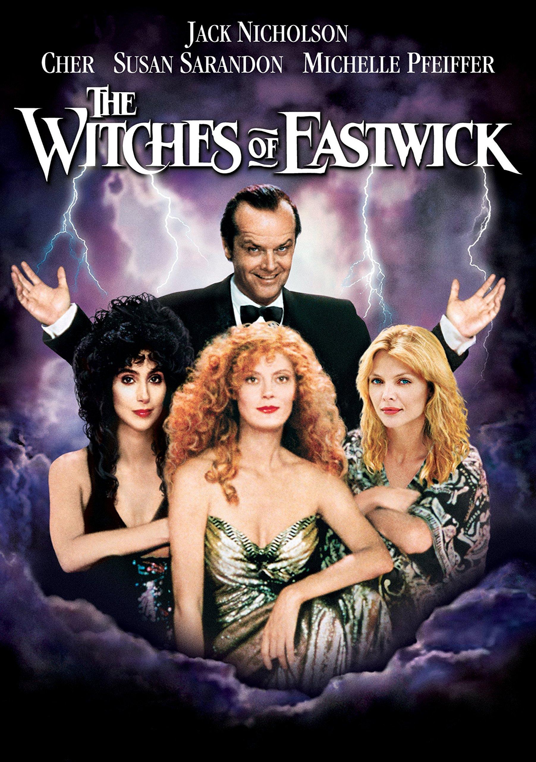 o filme as bruxas de eastwick