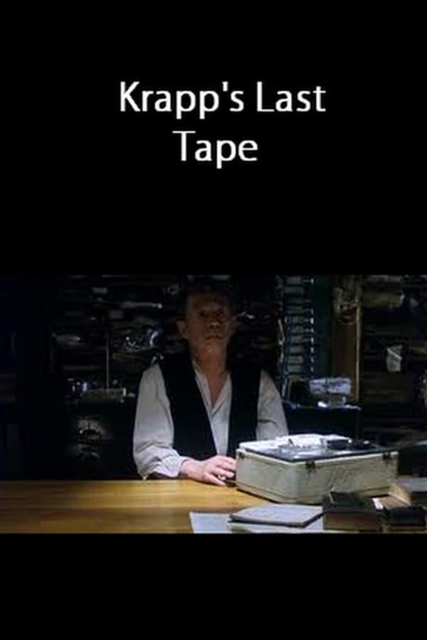 Krapp's Last Tape - 2000   Filmow