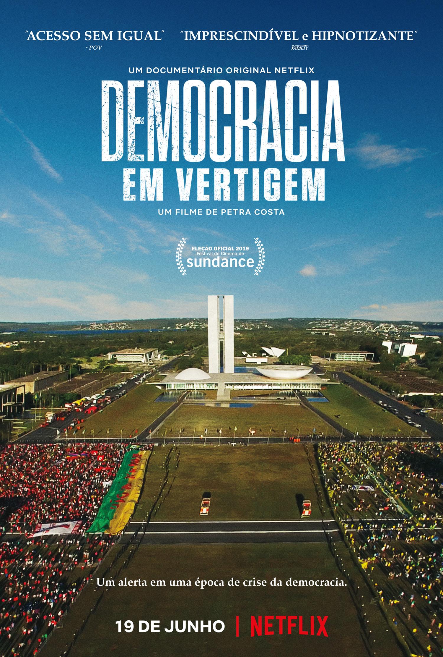 Resultado de imagem para democracia em vertigem