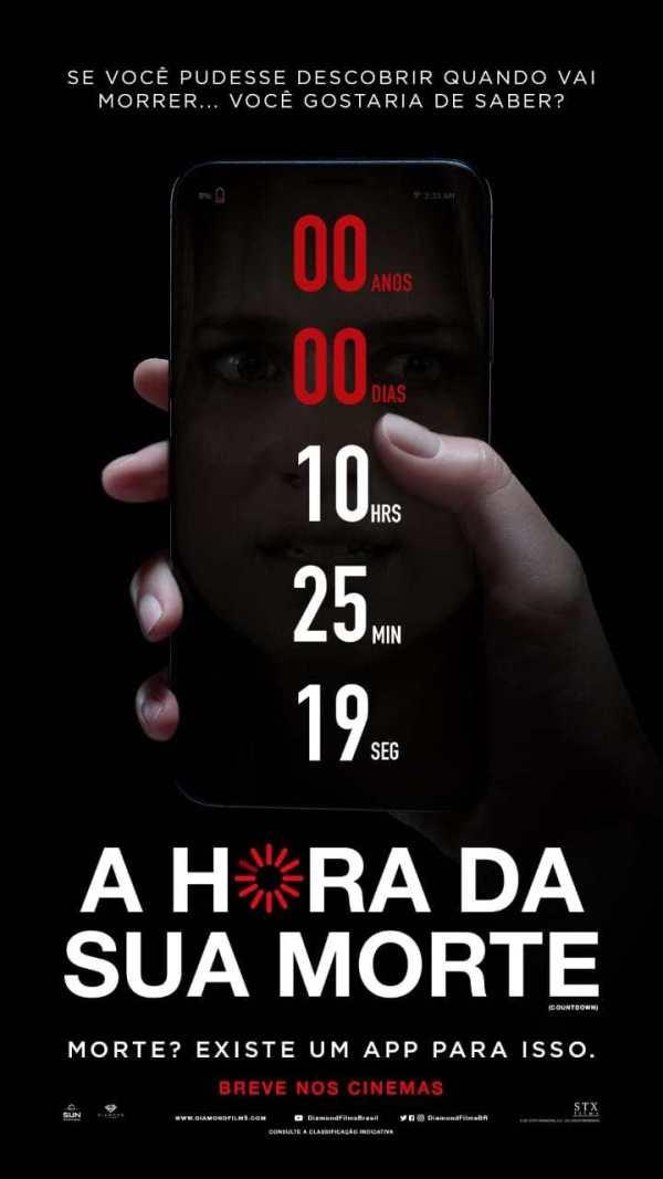 Resultado de imagem para countdown Justin Dec poster