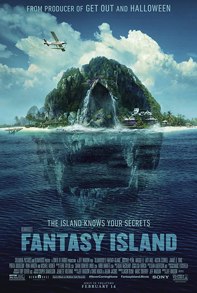 A Ilha da Fantasia - 11 de Abril de 2020 | Filmow