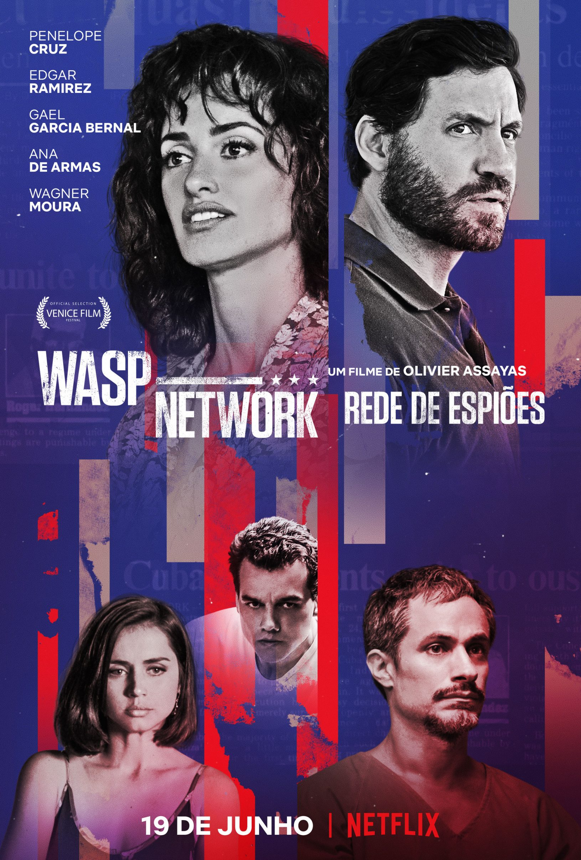 Wasp Network: Rede de Espiões - 19 de Junho de 2020 | Filmow