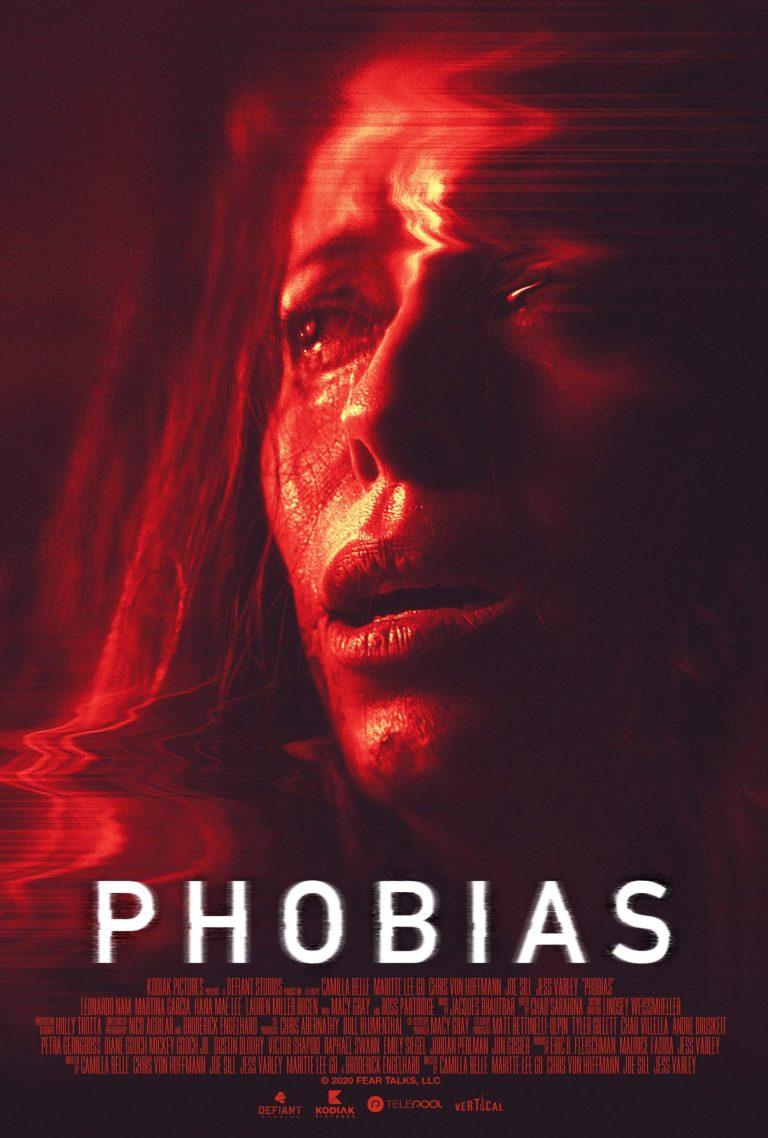 Phobias - 28 de Fevereiro de 2020 | Filmow