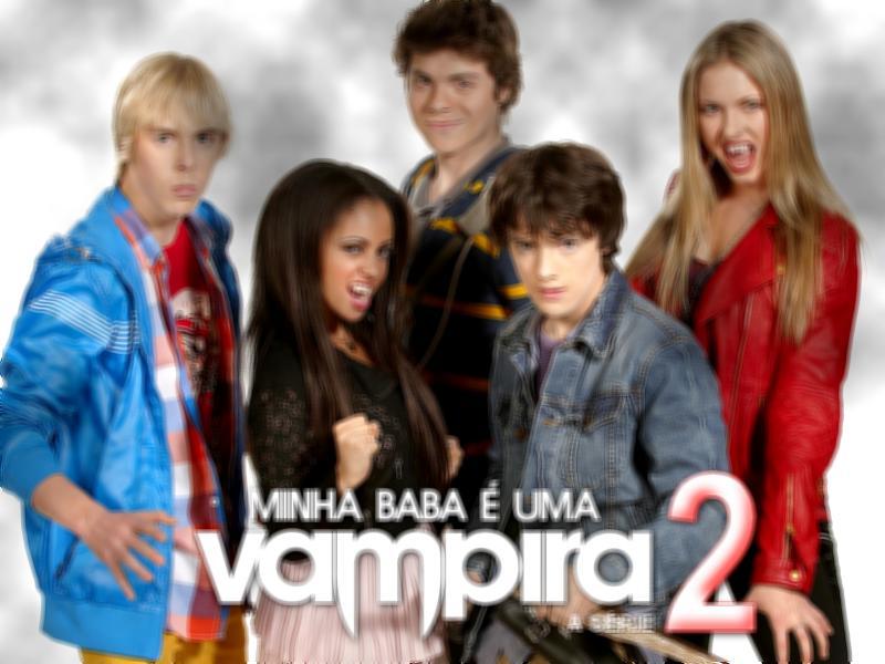 Minha Baba E Uma Vampira 2ª Temporada 12 De Julho De 2012 Filmow