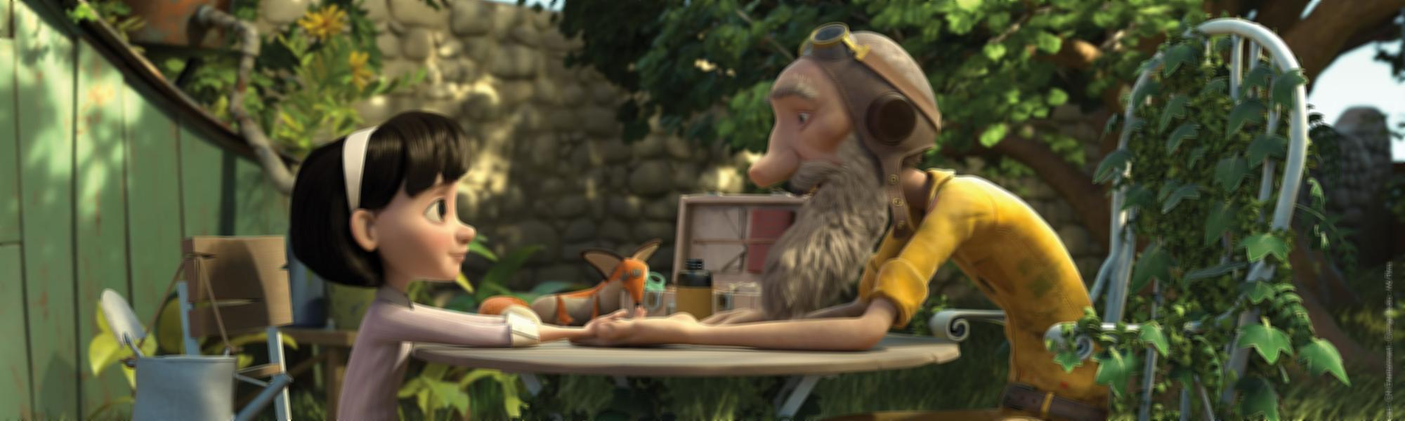 Filme O Pequeno Principe 2015 for o pequeno príncipe - 20 de agosto de 2015   filmow
