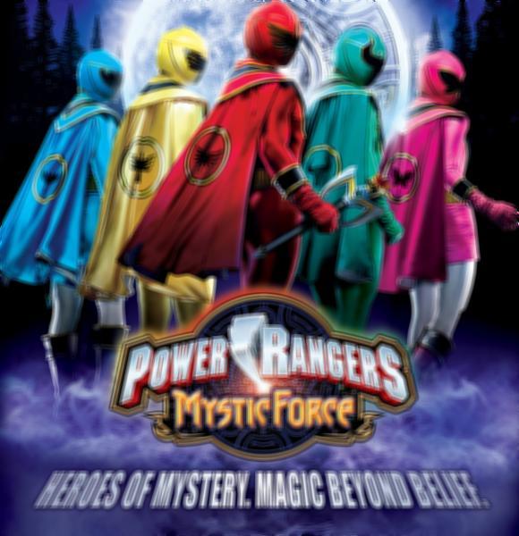Power rangers mystic force useful idea