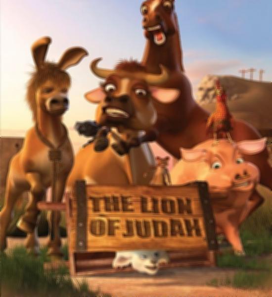 filme the lion of judah dublado
