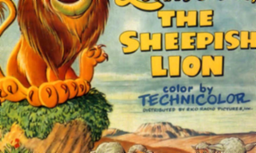 Cordeiro O Leao Medroso 8 De Fevereiro De 1952 Filmow
