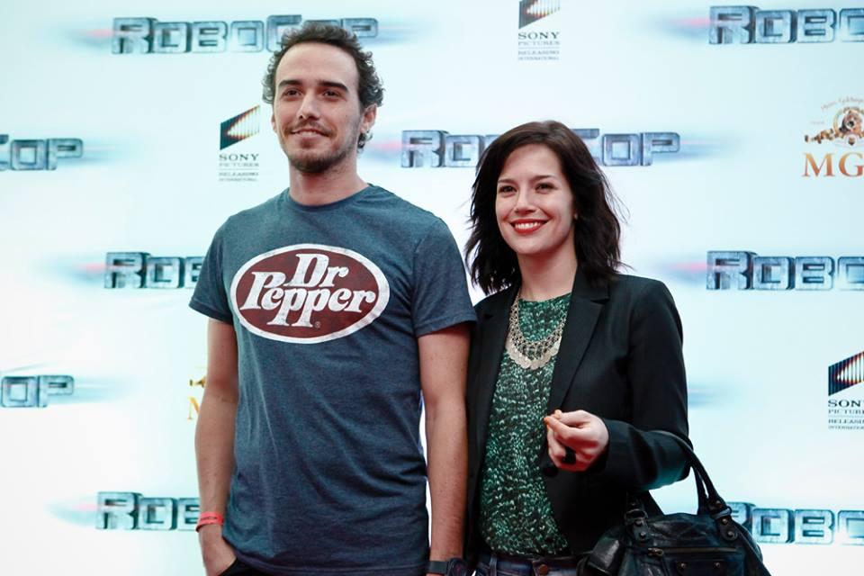 Robocop Pre-estreia Rio Natalia Lage