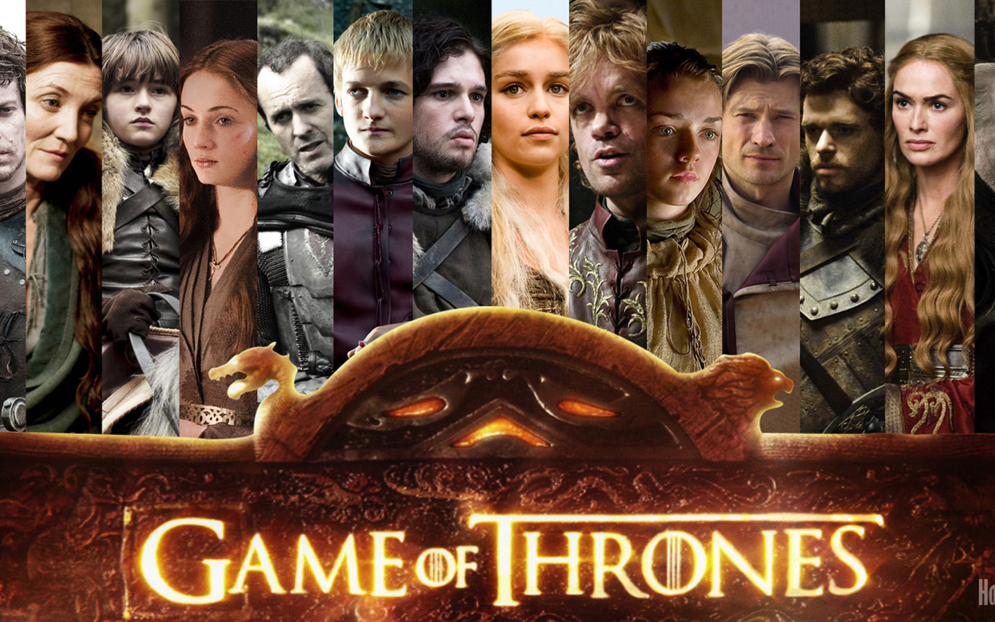 Game of Thrones - 4 Temporada - 2º episódio - The Lion and the Rose